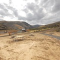 Hiker/biker walk-in campsites at Lone Pine Campground.- Lone Tree Campground