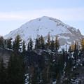Middle Sister (10,047').- Demaris Lake