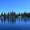 Demaris Lake.- Demaris Lake