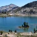 Glacier Lake.- Glacier Lake