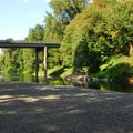 Molalla River at Knights Bridge Park.- Knights Bridge Park