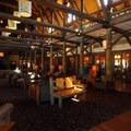 Paradise Inn's Great Hall.- Mount Rainier National Park