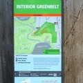 The Interior Greenbelt shares the trail network with the reserve.- Sutro Forest + Mount Sutro Open Space Reserve