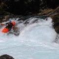The lead-in to Ohanapecosh Falls.- Ohanapecosh River: Secret Camp to La Wis Wis Campground