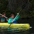 Strong paddlers can make the trip to the south end of the lake and back to the lodge in 4 hours or less.- Redfish Lake