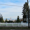Views over downtown Portland.- Leif Erikson Drive