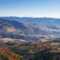 The Grizzly Peak Trail in the fall.- Grizzly Peak