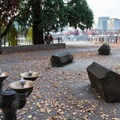 The distinctive Benson Bubblers are Portland icons.- Vera Katz Eastbank Esplanade