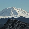 Mount Adams (12,281') accompanies you up the trail to Norway Pass from the parking lot.- Mount Margaret via Norway Pass