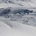 Snowdrifts.- Tumalo Mountain Snowshoe
