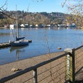 Boat launch at the Sellwood Riverfront Park- Sellwood Riverfront Park