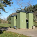Restrooms on site- Sellwood Riverfront Park