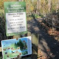 Sensitive Wildlife Area at the Sellwood Riverfront Park- Sellwood Riverfront Park