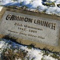 Gammon Launch Memorial.- Gammon Launch