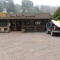 Flats Cafe at Albion River Campground, a great place to eat following a paddle.- Albion Tidal River
