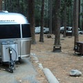Upper Pines Campground.- Upper Pines Campground