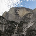 Half Dome.- Mirror Lake Loop