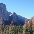 After Six is located in the middle of Yosemite Valley, serving up spectacular views along the entire route. - After Six