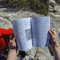 Consulting the topo.- After Six