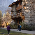 The Ahwahnee Hotel.- The Ahwahnee Hotel