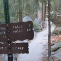 The Mist Trail stems off the John Muir Trail.- Vernal Falls Hike via Mist Trail