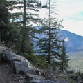 Hiking the Four Mile Trail.- Four Mile Trail to Glacier Point