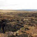 View south from Diamond Craters Outstanding Natural Area.- Diamond Craters Outstanding Natural Area
