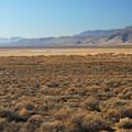 Looking southeast over the Alvord Desert.- Alvord Desert