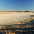 Lower Borax Lake Reservoir.- Borax Lake + Borax Lake Hot Springs