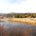 Donner und Blitzen Wild and Scenic River.- Donner und Blitzen River Trail Hike