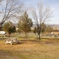 Steens Mountain Resort Campground.- Steens Mountain Wilderness Resort Campground