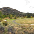 Lone Pine Recreation Site.- Lone Pine Recreation Site