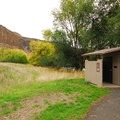 Shady Grove Recreation Site on the John Day River.- Shady Grove Recreation Site
