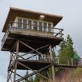 Green Ridge Lookout.- Green Ridge Lookout
