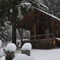 Hall House.- Fish Lake Remount Depot