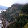 The second major view of the Columbia River Gorge from the Starvation Ridge Trail.- Starvation Ridge Waterfall Loop Hike