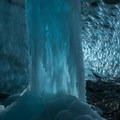 Mount Hood, Sandy Glacier Caves: inside Pure Imagination.- Mount Hood, Sandy Glacier Ice Caves