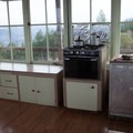 The kitchen.- Pickett Butte Fire Lookout