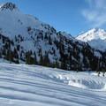 Mount Ann (5,840') with Mount Baker (10,781').- Mount Ann