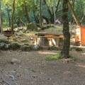 Bootjack Campground.- Bootjack Campground