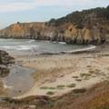Stump Beach Cove.- Salt Point Trail