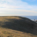 Walking trails traverse the headlands of Point St. George.- Point St. George Heritage Area
