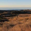 Evening light on Andrew Molera State Park.- Andrew Molera State Park