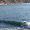 Andrew Molera State Beach is known to deliver fun waves on occasion.- Andrew Molera State Park
