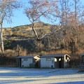 Restrooms located at the main parking area.- Andrew Molera State Park