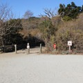 The Headlands Trailhead is located at the north end of Andrew Molera State Park's main parking area.- Andrew Molera Walk-In Campground