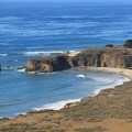 Molera Point from Andrew Molera State Beach.- Andrew Molera State Beach
