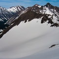 Royal Creek drainage.- Royal Basin Backcountry Ski Tour