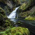 Memaloose Falls.- Clackamas + Memaloose Falls