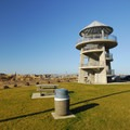 Port of Grays Harbor Observation Tower.- Port of Grays Harbor Observation Tower